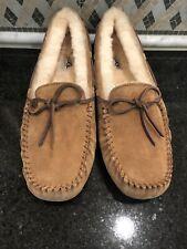 NWOB Women's UGG Dakota Chestnut Slippers-Size 12-MSRP $100- #5612