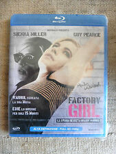 Factory girl - Guy Pearce - Andy Warhol cercava la sua Musa  Blu-Ray COME NUOVO