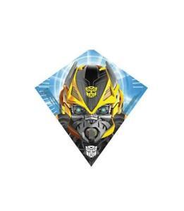X Kites Transformers Bumble Bee Sky Diamond 23 Inch Poly Kite w/String