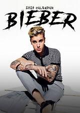 Justin Bieber 2020 Wall Calendar & Stickers | Additional Calendars HALF PRICE!