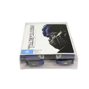 Transformers Two-Disc Special Edition - DVD - Optimus Prime Transforming Box