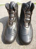 Stylmartin Top Biker Motorrad Roller Schuhe / Stiefel - Norwich High braun Gr 40