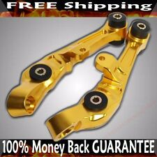 GOLD Front Upgrade Lower Control Arm fits 2003-2004 Nissan 350Z Coupe 2D 3.5L