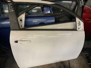 CITROEN C1 2014 ONWARD DRIVER SIDE DOOR IN WHITE (3 DOOR)