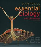 Campbell Essential Biology with Physiology by Reece, Jane B. Book The Fast Free