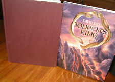 Tolkien's Ring ~ David Day Illustrated by Alan Lee   1st HbDj literary detective