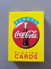Coca-Cola Poker Spielkarten, The US Playing Card Company, Neu u. OVP