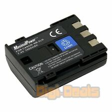 Camera Battery For CANON NB-2LH NB-2L NB2L Digital Rebel XT PowerShot S30 S40