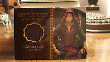 MINT 2017 CRYPTOZOIC OUTLANDER S2 COSTUME CARD M18 CAITRIONA BALFE CLAIRE FRASER