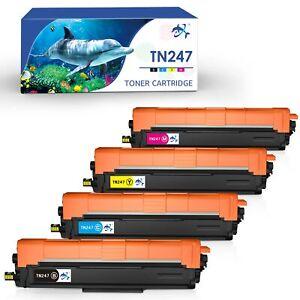 XXL Toner kompatibel Brother TN-247 TN-243 DCP-L 3510CDW MFC-L-3710CW HL-L3210CW