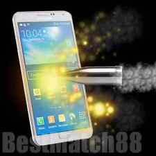 fit Samsung galaxy note 2 tempered glass protection screen protector cover