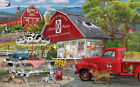 Dairy Bar 1000 Pc Jigsaw Puzzle For Sale