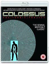 COLOSSUS - THE FORBIN PROJECT di Joseph Sargent BLURAY in Inglese NEW .cp