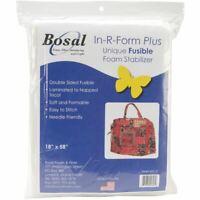 """Bosal In-R-Form Plus Unique Fusible Foam Stabilizer-18""""X58"""" -493-18"""