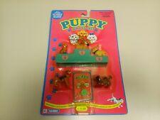 318- PUPPY IN MY POCKET CACHORROS PARA COLECCIONAR HASBRO 1993 NEW/OLD STOCK Nº1