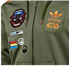 Adidas Originals Star Wars X-Wing Han Solo Hooded Size Large L