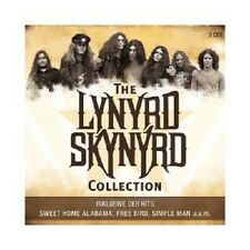 Lynyrd skynyrd-the Lynyrd skynyrd collection 3 CD rock & pop Best of NEUF
