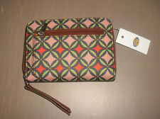 Fossil Synthetic Zip-Around Women's Purses & Wallets