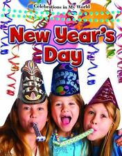 New Year's Day (Celebrations in My World)-ExLibrary