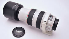 Canon Zoom Lens EF 70-300mm f/4-5.6 L IS USM Lens with Caps & Hood (#5662)