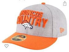 Broncos Country New Era Cap 59FIFTY (Sized 7 1/8)