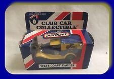 Matchbox AFL Club Car 1995 Ford Model A Westcoast Eagles