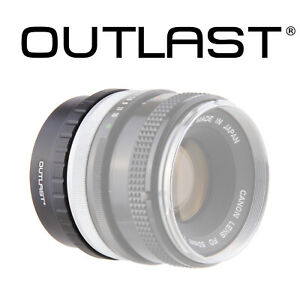 OUTLAST FD-M4/3 Adapter Canon FD to Micro Four Thirds FD-MFT M43 Canon FD - M4/3