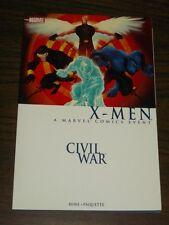 Civil War X-Men by Marvel Comics (Paperback, 2007)< 9780785123132