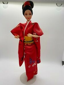 Vintage 1984 Mattel Japanese Barbie with Accessories