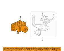 MITSUBISHI OEM 06-09 Eclipse ABS Anti-lock Brakes-Modulator Valve 4670A746