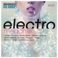 Electro MEGAMIX vol.1 de Various Artists (NEUF + neuf dans sa boîte)
