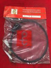 CABLE CUENTA KILOMETROS  TALBOT 150 y SOLARA 802414 PUJOL, LARGO 750 mm.  NUEVO