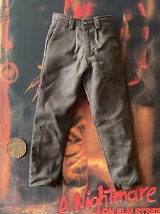 Sideshow Nightmare on Elm Street Freddy Krueger Brown Pants loose 1/6th scale