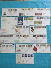 16 x Royal Mail First Day Covers: Historical events see photos