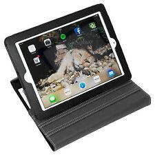 Collins en cuir synthétique ipad 2 tablette 3 étui rangement & Stand avec A5 NOTEBOOK