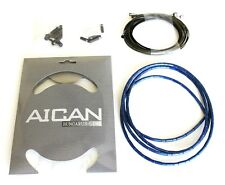 AICAN Superlight Bungarus BRAKE Cable Housing set kit Nokon, I-Link,Blue