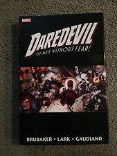 Daredevil Omnibus Brubaker Vol 2 GRAPHIC NOVEL*OOP*Punisher*Bullseye*Rare 1st pr