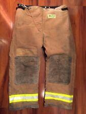 Firefighter Turnout Bunker Pants Globe 42x30  Halloween Costume 2002