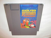 Solar Jetman: Hunt for the Golden Warpship (Nintendo NES) Game Cartridge Exc!