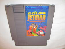 Solar Jetman: Hunt for the Golden Warpship (Nintendo NES) Game Cartridge Exc!