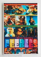 Meet the Feebles FRIDGE MAGNET (2 x 3 inches) movie poster peter jackson