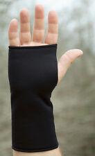 Performance Wristies Finger Free Gloves: Black Medium Size - Friendly Service!