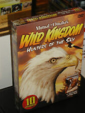 Mutual of Omaha's Wild Kingdom - Hunters of the Sky (DVD) 3-Disc Set! BRAND NEW!