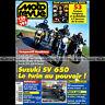 MOTO REVUE N°3367 SUZUKI 600 BANDIT SV 650 VX 800 GSXR 1300 DUCATI MONSTER 1999