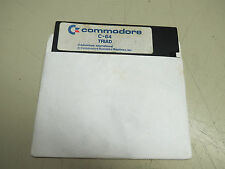 TRIAD   DISK ONLY COMMODORE 64/128 Tested Runs