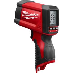 MILWAUKEE 2278-20 M12 12:1 Infrared Temp Gun BODY ONLY