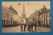 Belgien AK Thourout Torhout 1910-20 De Burg Ortsansicht Häuser Rue Maisones  BE6