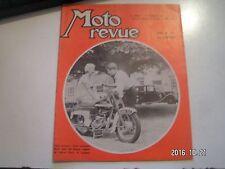 **c Moto revue n°1416 500 F.N de Cross / Carburateurs compétition