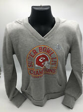 Kansas City Chiefs NFL Pro Line By Fanatics Women's  Hoodie Supe Bowl 54