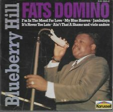 CD: FATS DOMINO - Blueberry Hill...
